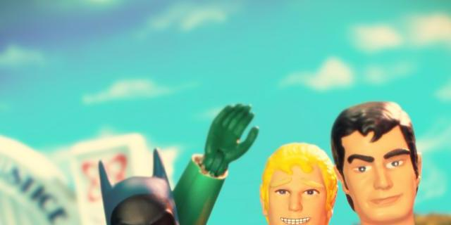 The ROBOT CHICKEN DC COMICS SPECIAL airs this Fall on Adult Swim  photo by Adult Swim & Stoopid Buddy Stoodios