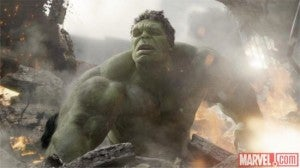 Hulk In Avengers