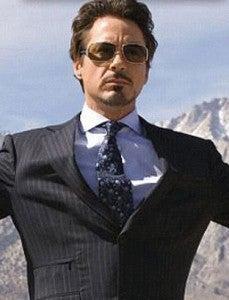 Robert Downey Jr Filming Iron Man 3