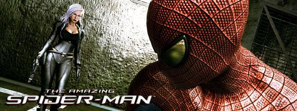 The Amazing Spider-Man Black Cat Sequel