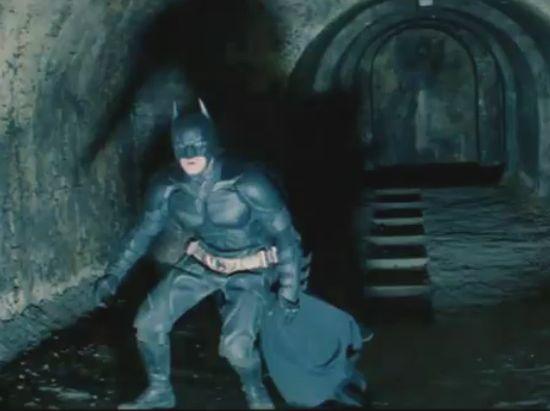 Skinny Batman