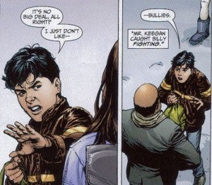 Billy Batson Gay?