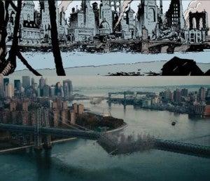Dark Knight Rises No Man's Land