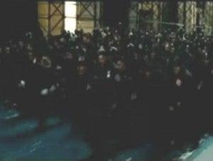 Dark Knight Rises riots