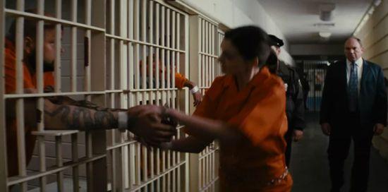 Dark Knight Rises prisoner flipping