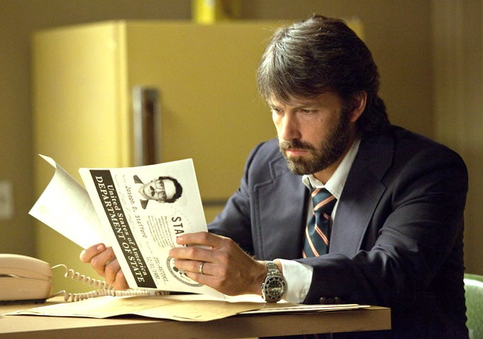 Argo Wins Producer Guild's Best Picture Award, Golden Tomato