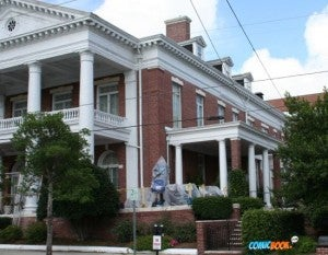 Iron Man 3 Location Cape Fear Club Photo 4