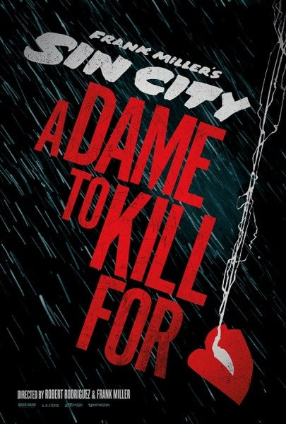Sin City 2 Starts Shooting in November...With Some Changes