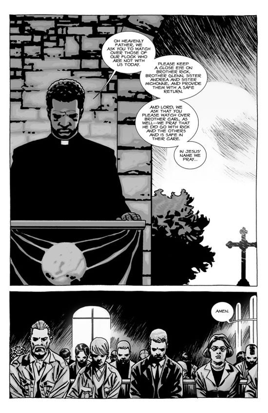 The Walking Dead #97 Page 1
