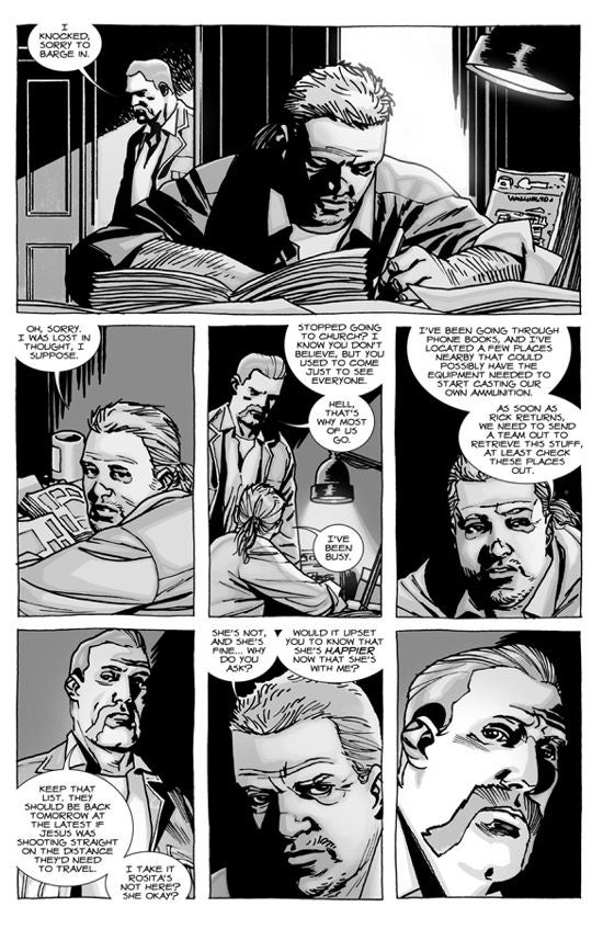 The Walking Dead #97 Page 3