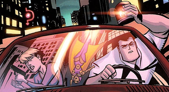 Powers Headed to PlayStation as Original Streaming Series By Sony
