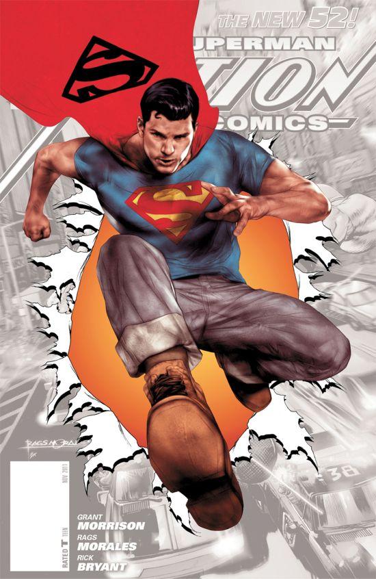 Boot Kicking Superman