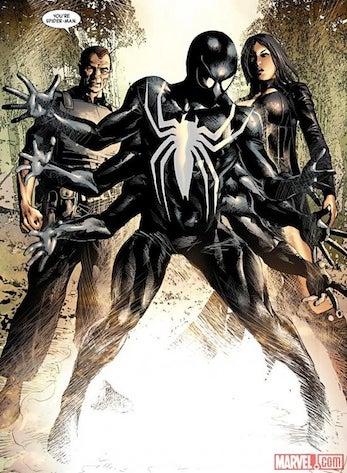 dark spider-man dark avengers