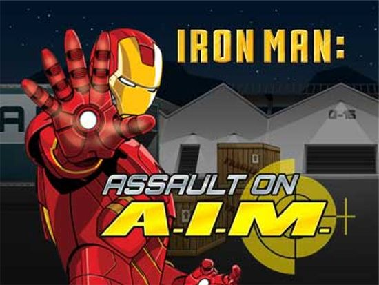 Iron Man 3 A.I.M.