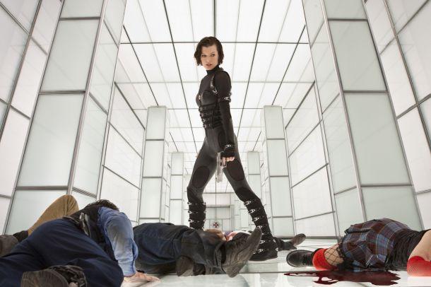 Resident Evil: Retribution Trailer Goes Live