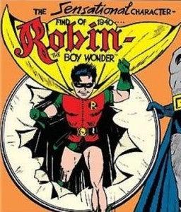 Robin In The Dark Knight Rises