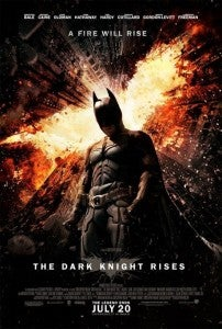 The Dark Knight Rises Advance Screenings