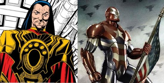 The Mandarin And Iron Patriot