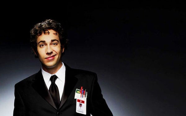 Thor 2 Looking to Sign Zachary Levi as Fandral