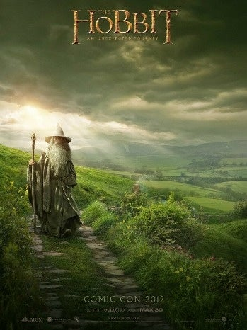 The Hobbit: An Unexpected Journey Gets New Trailer