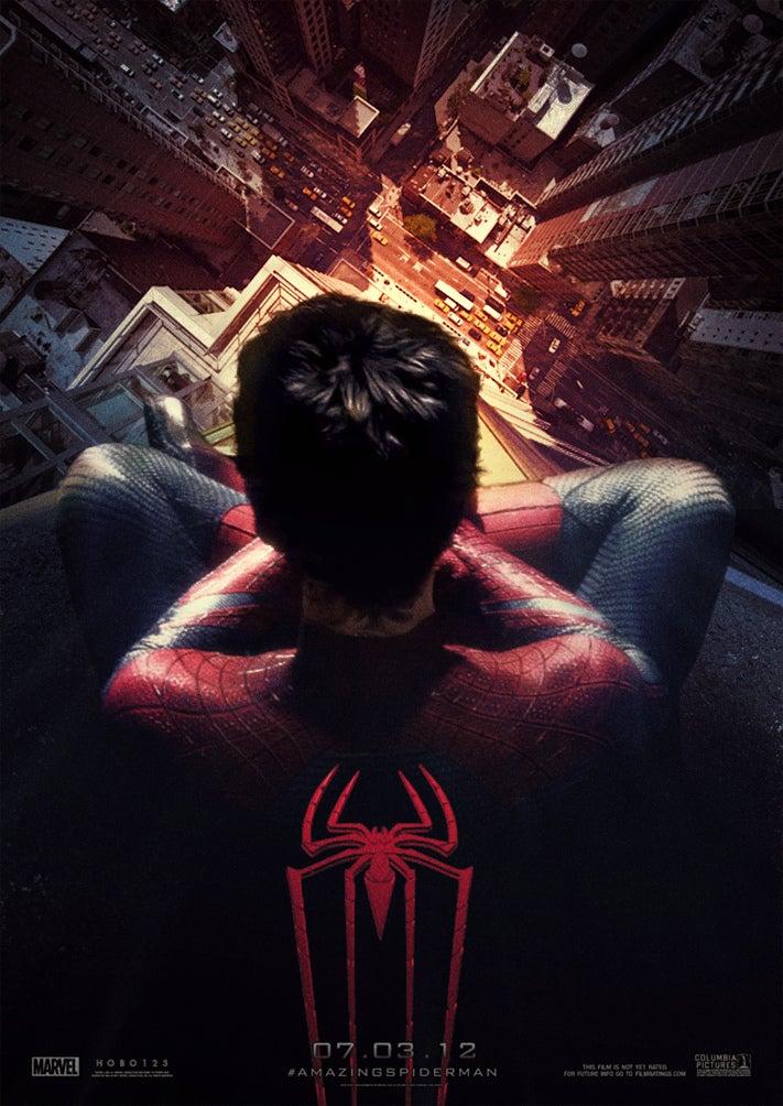 amazing-spider-man-fan-poster