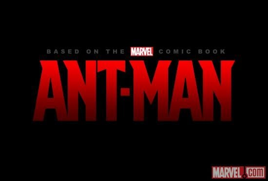 Ant-Man Movie Logo