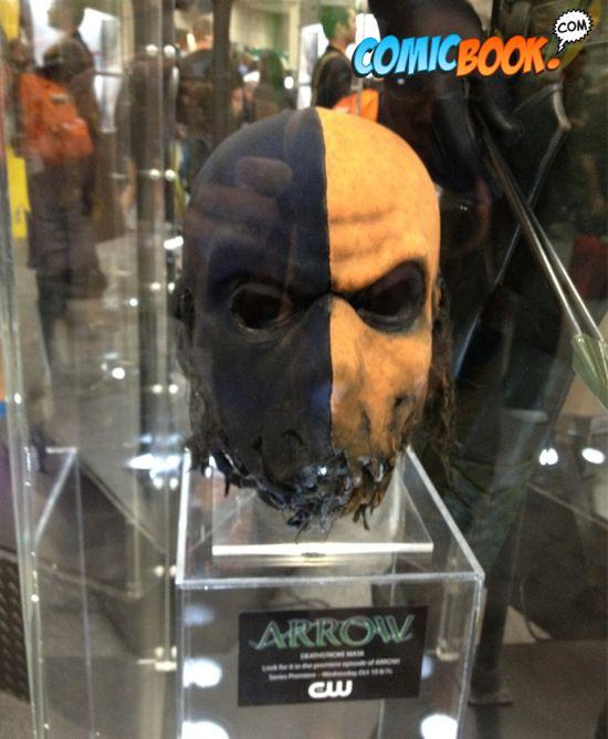Comic-Con Arrow