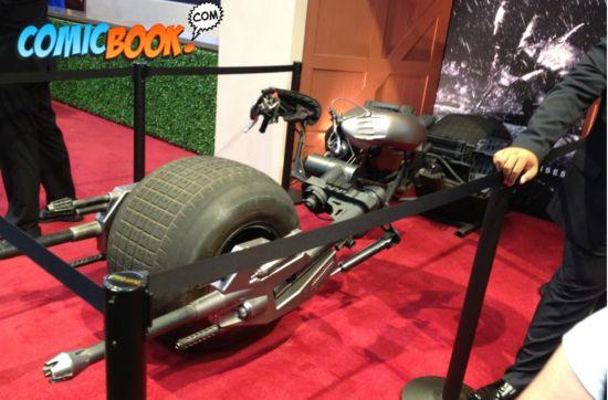 Comic-Con The Bat Pod