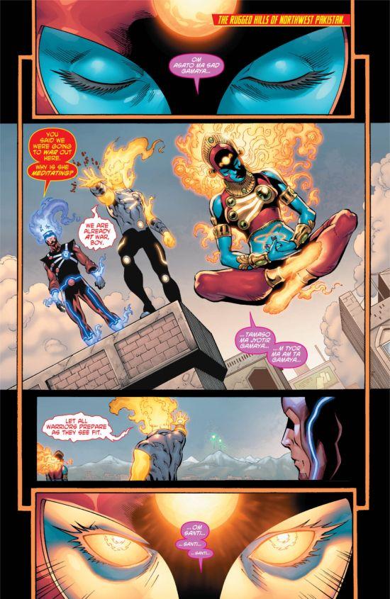Firestorm #11 Page 3