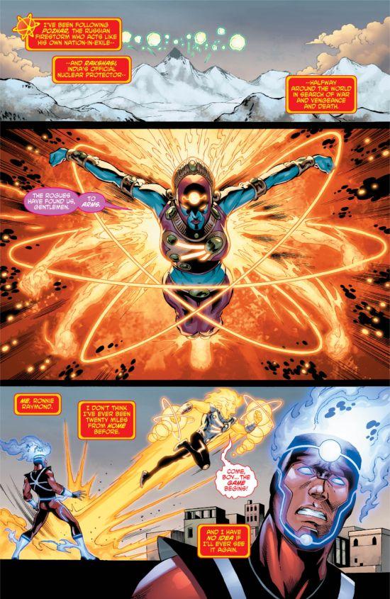 Firestorm #11 Page 4