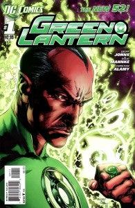 Green Lantern #1 New 52