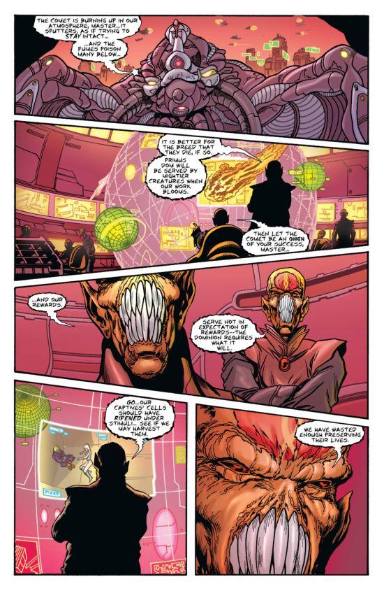 Legion Of Superheroes #11 Page 4