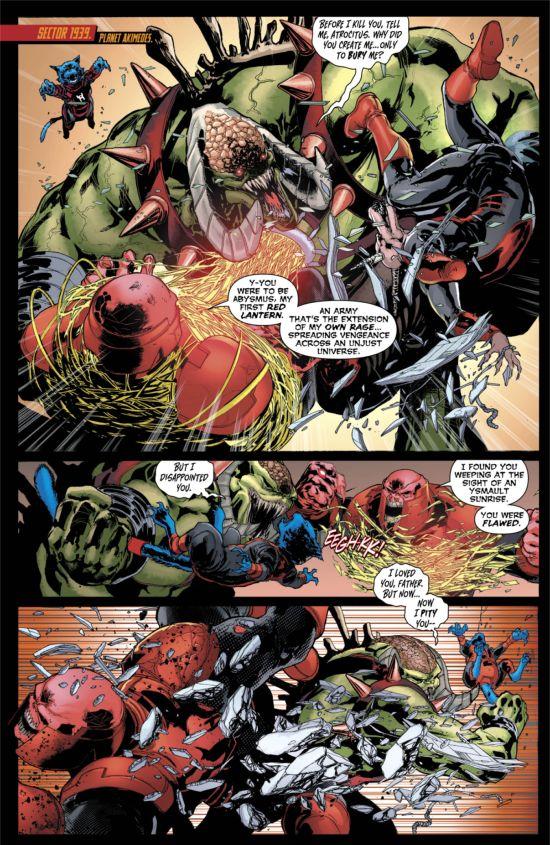 Red Lanterns #12 Page 1