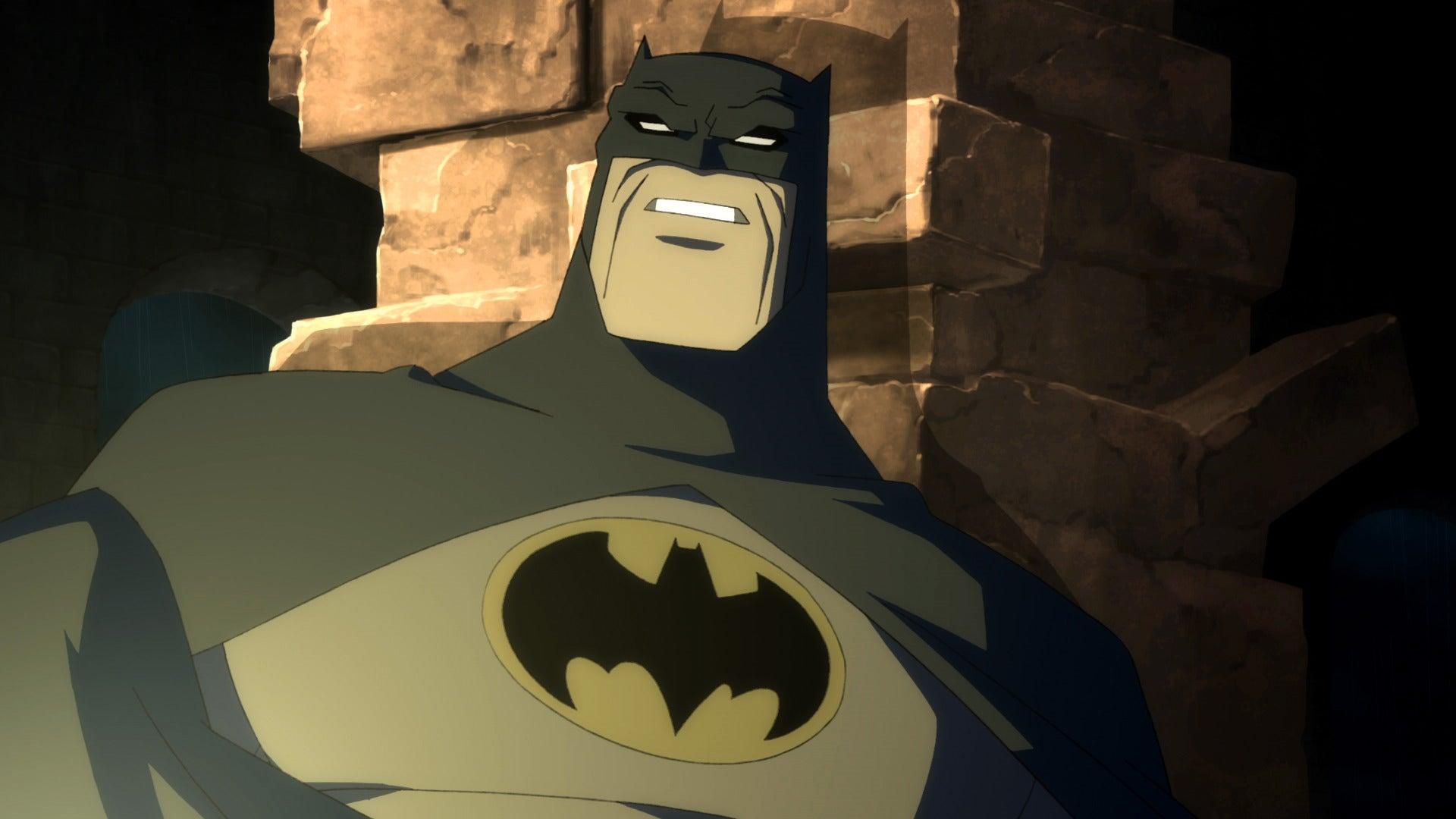 Batman-The Dark Knight Returns Part 1