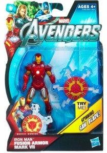 Avengers Movie Toys