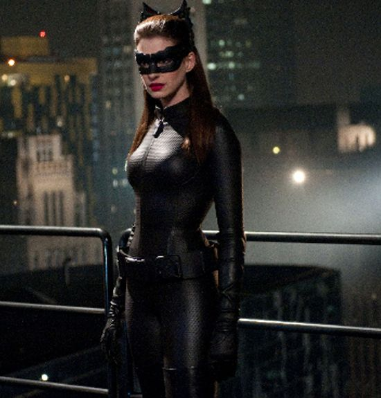 The Dark Knight Rises' Hathaway Really Wants That Catwoman Spinoff