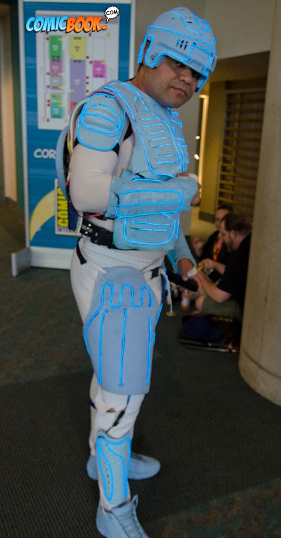 Tron Cosplay