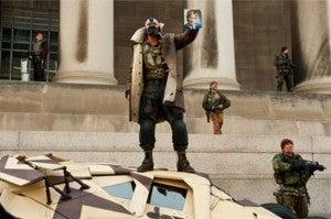 Dark Knight Rises second highest grossing