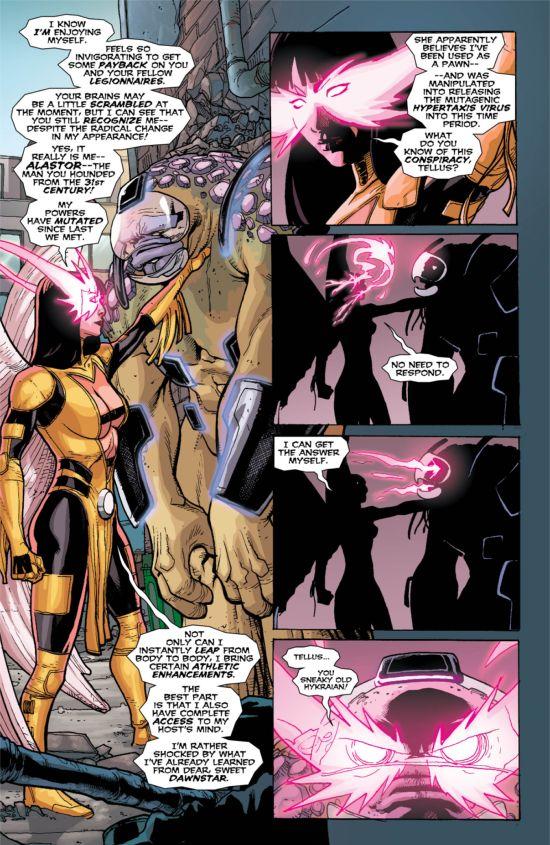 Legion Lost #12 Page 2