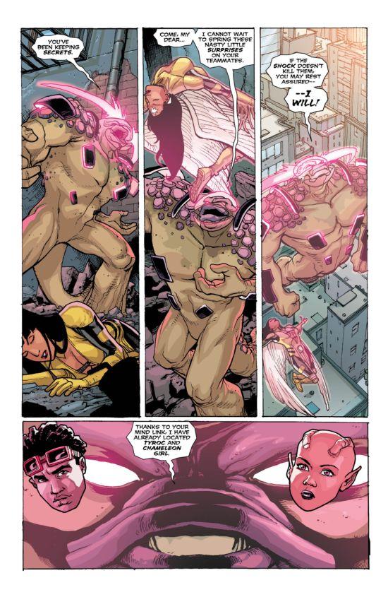 Legion Lost #12 Page 3