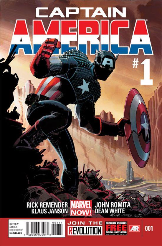 Masked Captain America