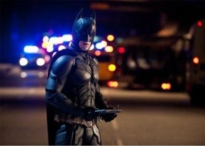 The Dark Knight Rises $900 Million