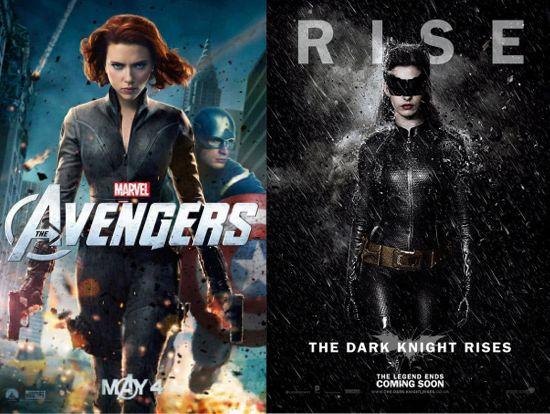 The Dark Knight Rises like The Avengers