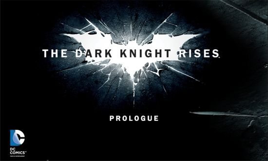 The Dark Knight Rises Prologue