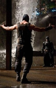 The Dark Knight Rises top 20
