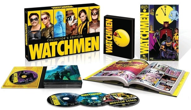 Watchmen Movie Gets Collectors' Edition Box Set