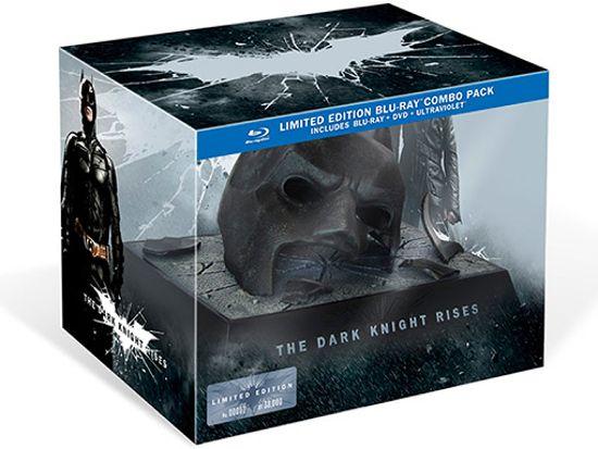 Dark Knight Rises Blu-Ray