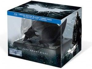 Dark Knight Rises Blu-Ray Combo Pack