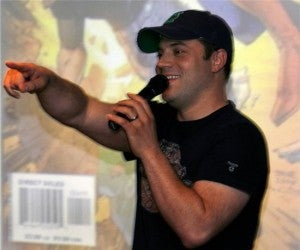 Geoff Johns Answers Questions