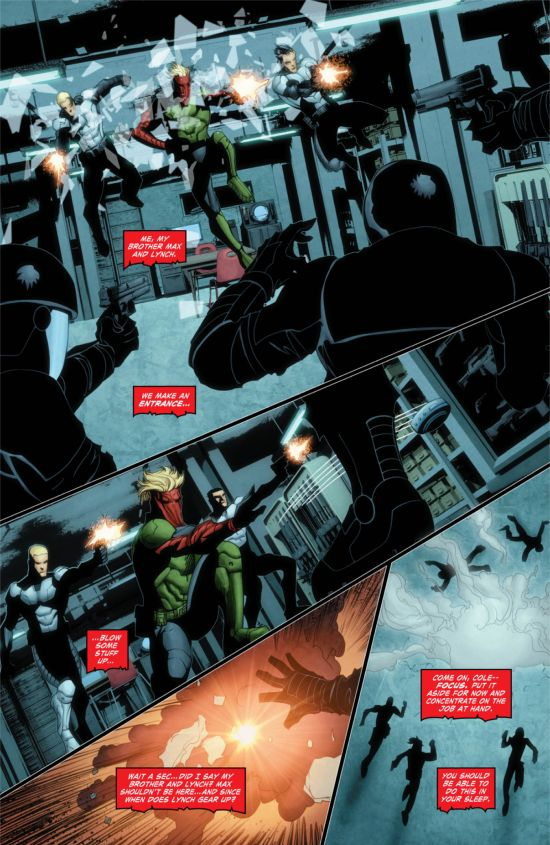 Grifter #0 Page 4